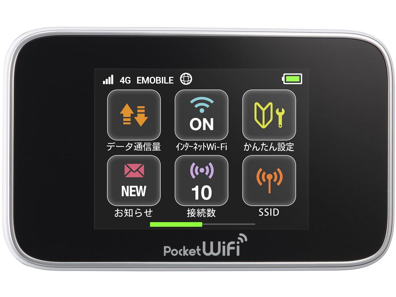 Yahoo Wi-Fiルーター GL10P