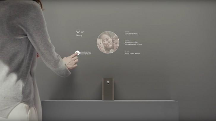 『Xperia Projector』