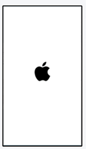 起動しないiPhone