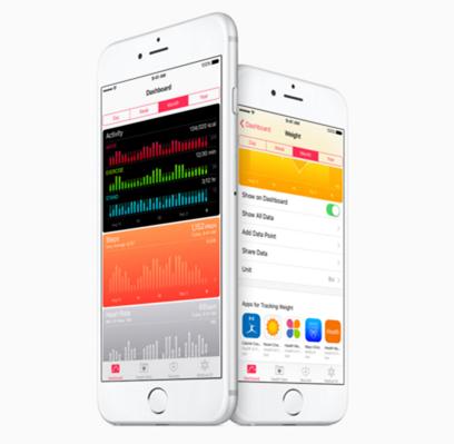 Healthアプリ