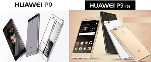 Huawei P9 Huawei P9 lite
