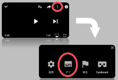 YouTubeで字幕・翻訳の表示設定のやり方 ...