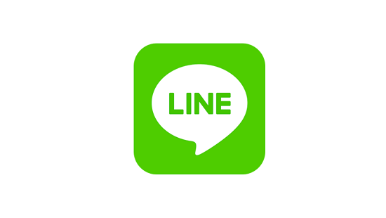 LINEアプリの画像加工機能を使う。手書き、文字挿入、トリミングなど