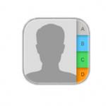 iPhone連絡先のグループ振り分けのやり方。作り方やフィルター設定も