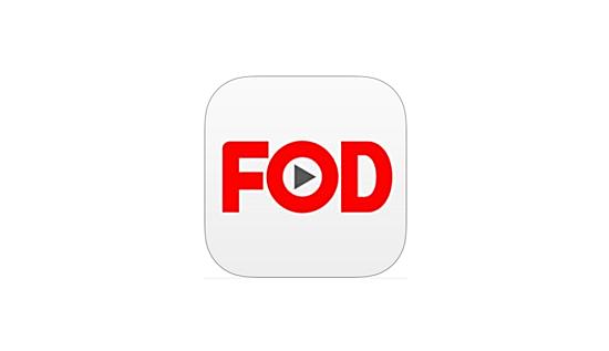 FODの新着番組の確認。配信スケジュール(カレンダー)の見方