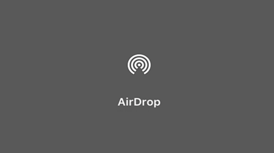 iPhone間のデータ送受信ができる「AirDrop」の使い方。Bluetoothや赤外線でのデータ送受信の代わりに