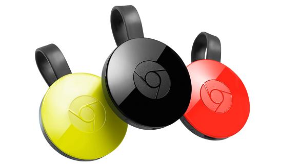 Chromecastの初期設定のやり方。スマホの動画をテレビに出力(Android&iPhone)