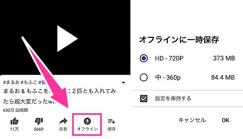 YouTubeダウンロード