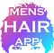 メンズヘア - Mens hair app